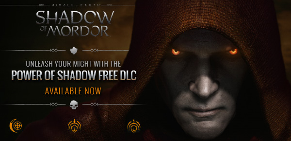 No one man should have all that Power of Shadow Middle-earth DLC
