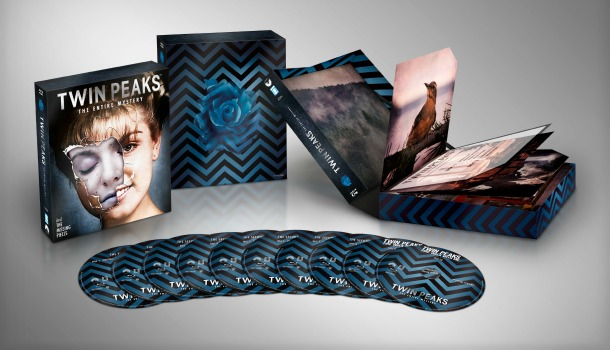 TwinPeaks EM BRD 3D Beauty Grey New DVD Blu ray: Noah, The Other Woman, Twin Peaks