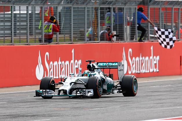 2014 British Grand Prix.