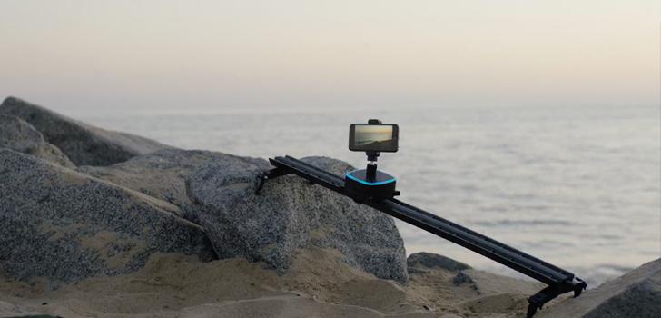 Trek: Kamera-Slider für Smartphones