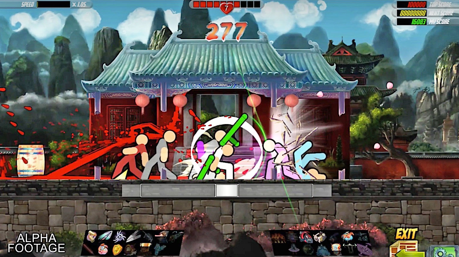 'One Finger Death Punch 2' will pummel its way into your heart