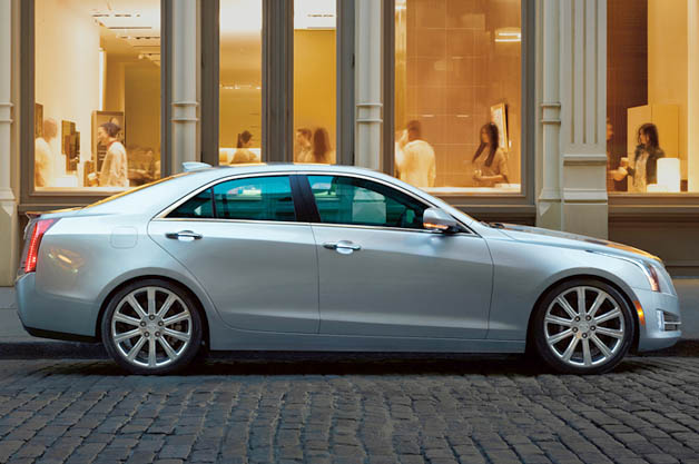 Cadillac to fight Audi A3, Mercedes CLA with small rear-drive sedan?