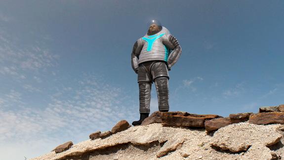 NASA Future Spacesuit
