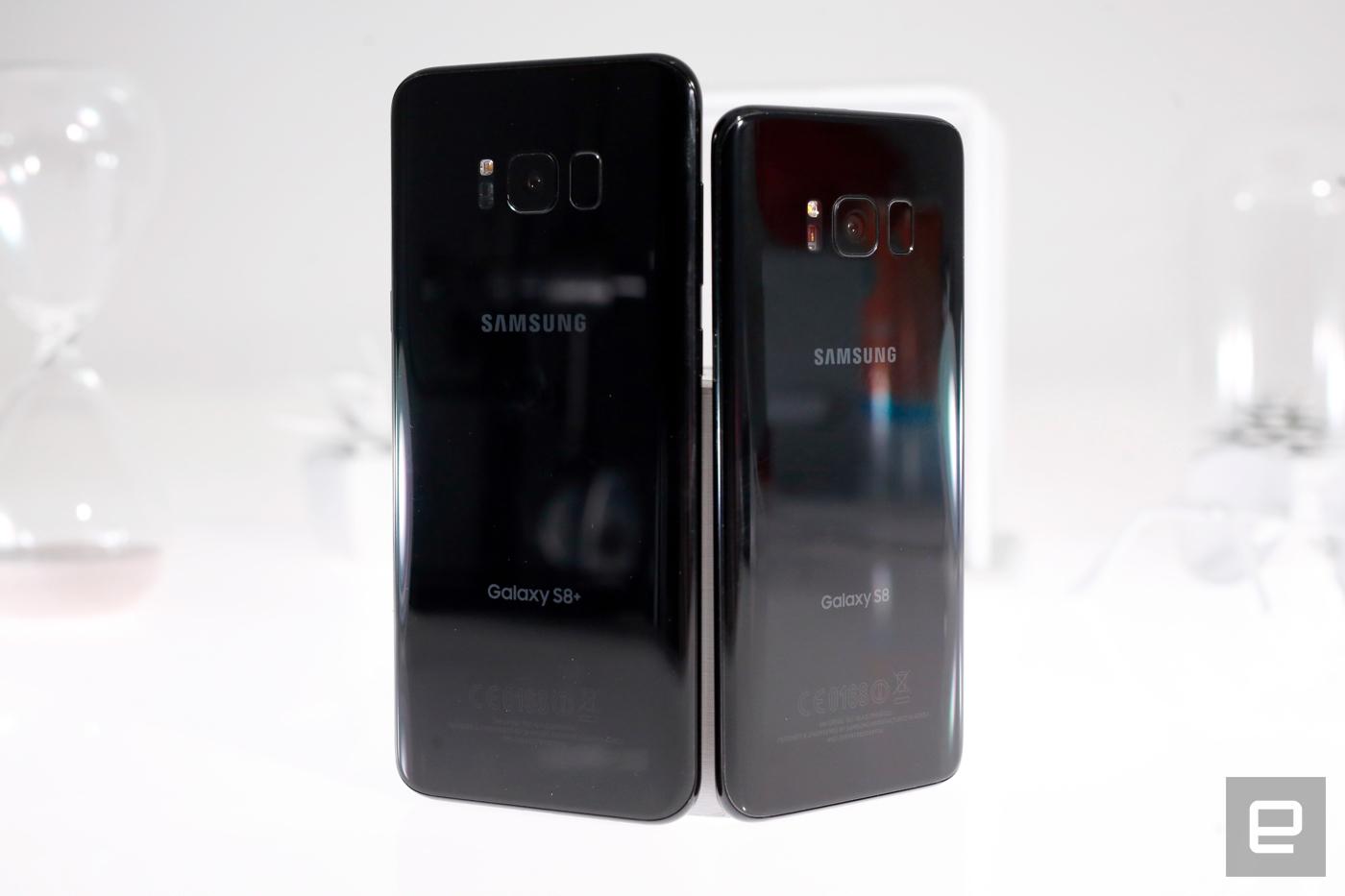 Galaxy S8 und S8+ erhalten ab heute Android Oreo