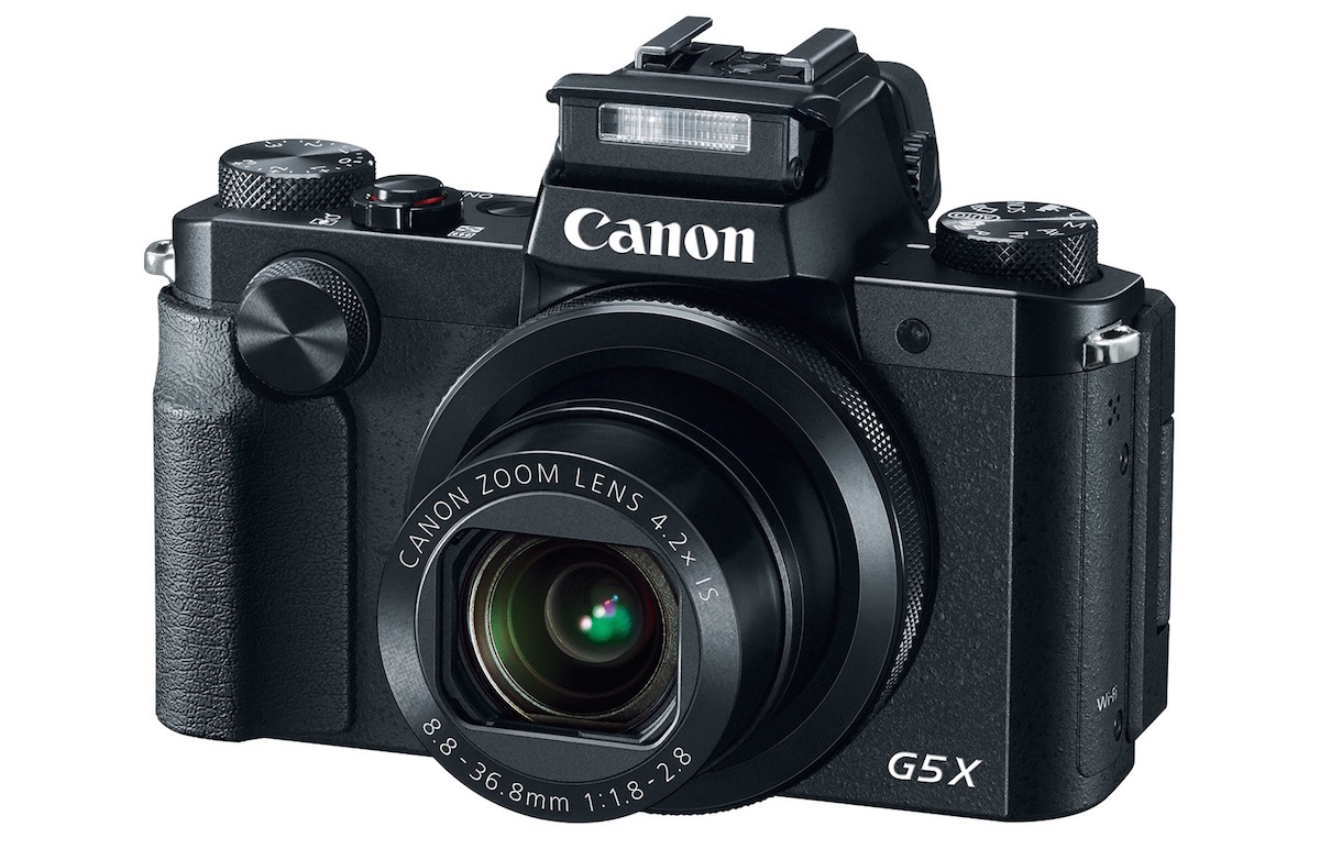 Canon widens premium point-and-shoot line with the G5 X and G9 X
