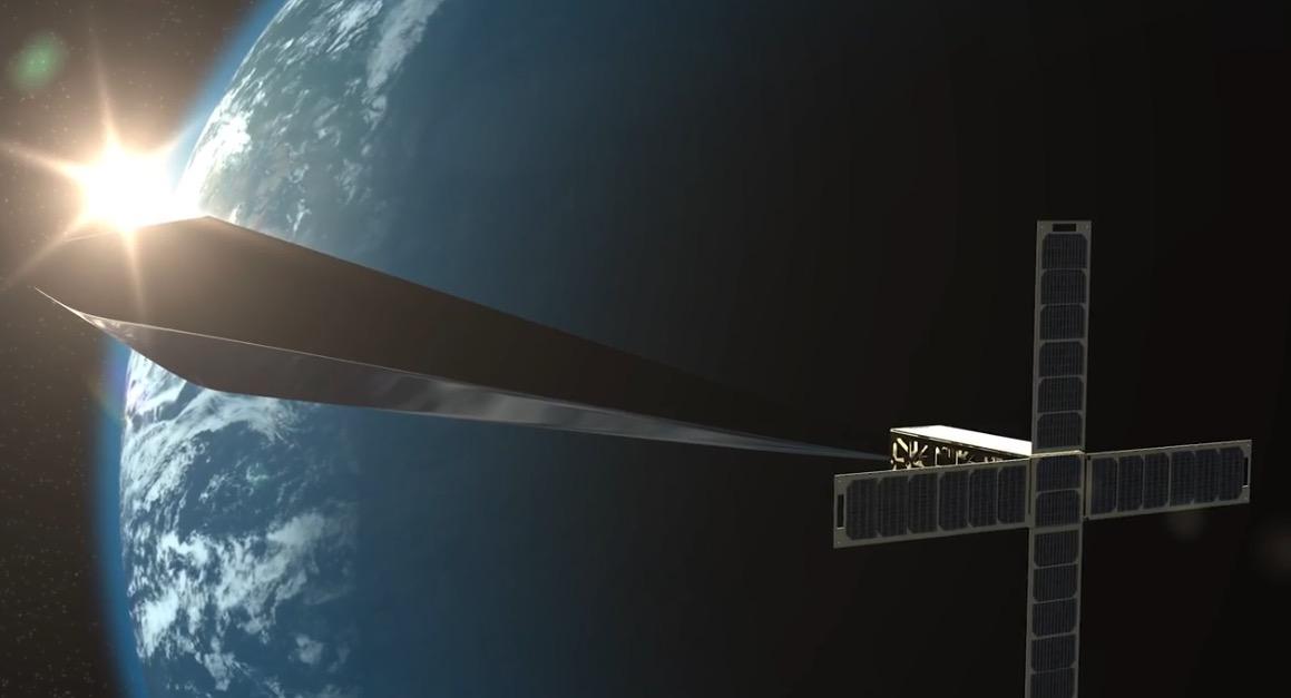 Erster Satellit als reines Kunstwerk startet 2018