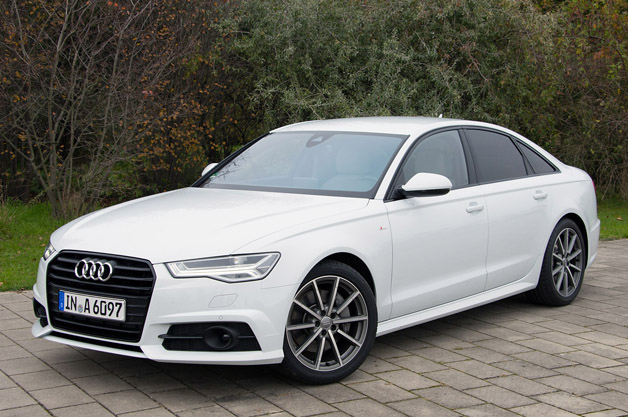 Audi A6 News Photos And Buying Information Autoblog