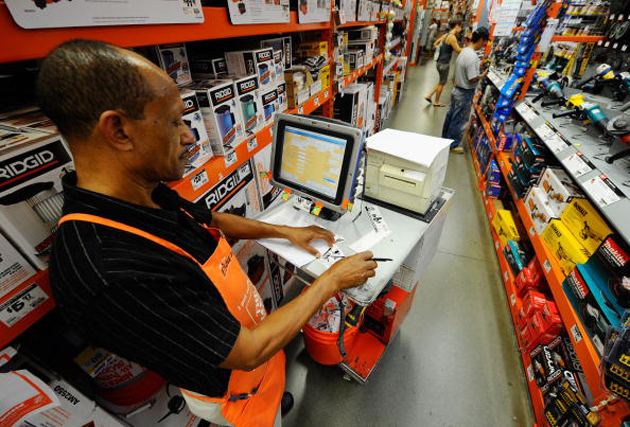 Home Depot reportedly got warnings about its data security in 2008
