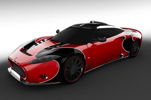 スパイカー、生産終了となる「C8エルロン」の最後にレースカーに因んだ3台の限定モデルを製造すると発表!