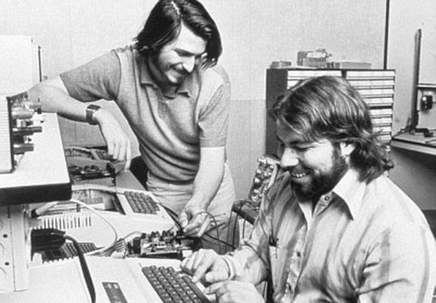 Steve Wozniak calls Apple's legendary garage 'a bit of a myth'