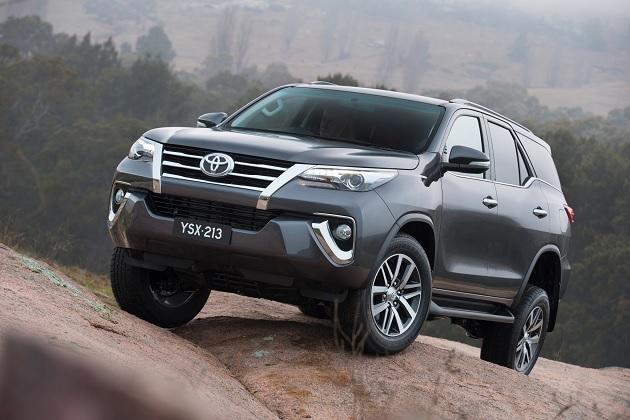 【ビデオ】トヨタ、新型SUV「フォーチュナー」をタイとオーストラリアで発表