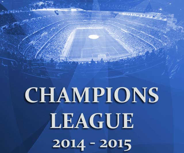 Champions League 2014 screenshot