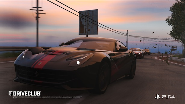 Driveclub studio kicks the tires, lights two free DLC fires