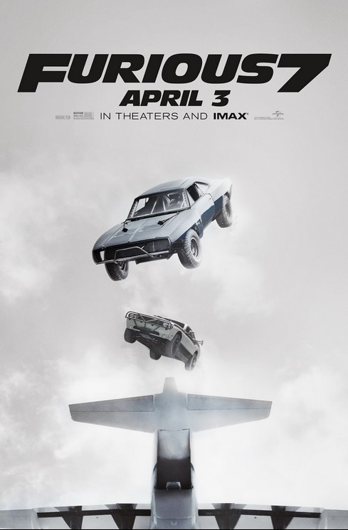 Fast & Furious 7 Extended first look
