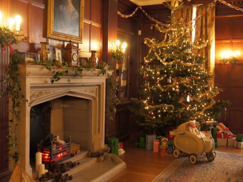 tranmer house christmas