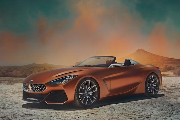 【噂】次期型BMW「Z4」は排ガス規制により、欧州と米国で出力の異なる直列6気筒エンジンを搭載?