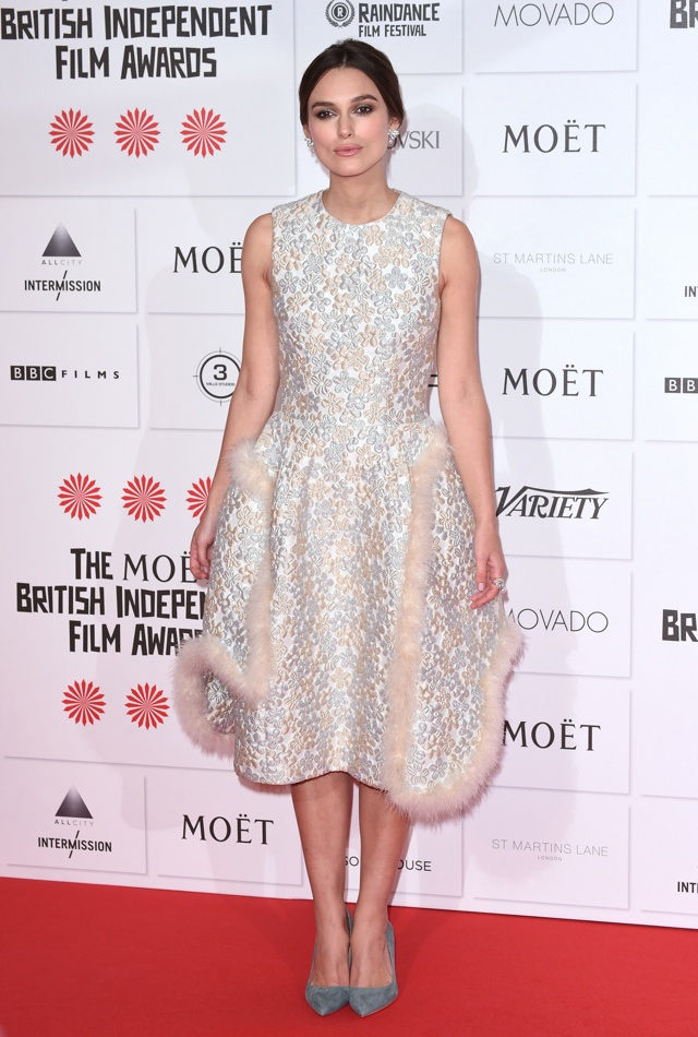 Keira Knightley 'over three months pregnant'?