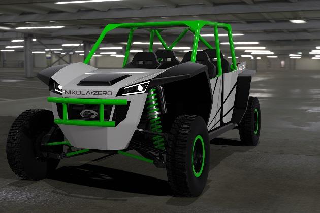 発明家ニコラ・テスラの名前を冠したEVメーカーが、新型「Nikola One」と「Nikola Zero」の受注開始