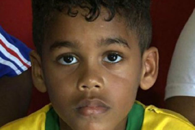 World Cup 2014: Brazilian boy named after entire French football team!