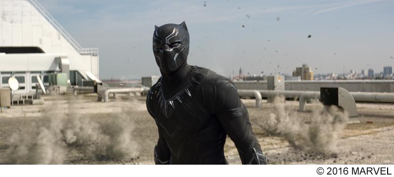 『シビル・ウォー』に登場する人気マーベルヒーロー、ブラックパンサーの魅力に迫る!動画一挙公開
