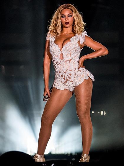 Beyoncé's 12 best concert beauty moments