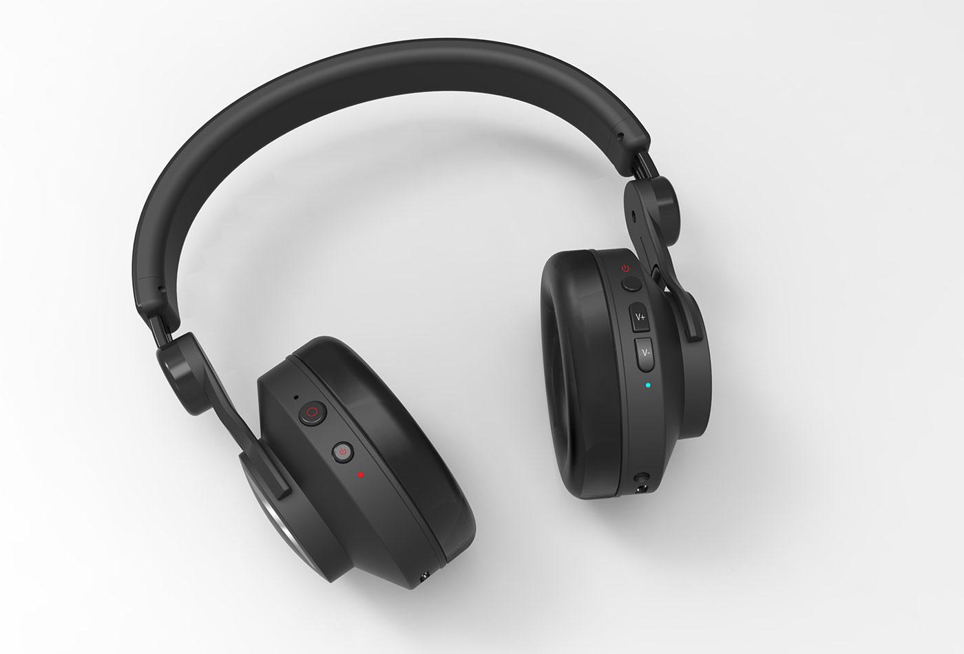 Altec Lansing's DJ headphones pack a camera for livestreaming