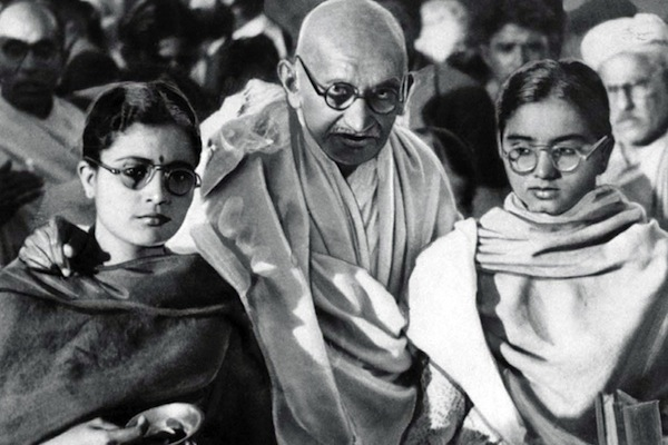 historical figure sexual fetishes, gandhi