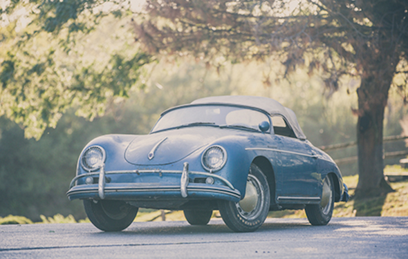 1957 Porsche Speedster Barn Find Could Fetch 250k At Auction