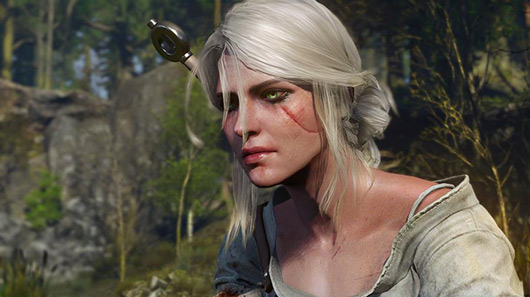 Mystery girl Ciri joins The Witcher 3 as new playable lead