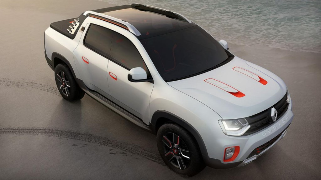 Dacia Duster, Dacia Duster Oroch, Dacia Oroch, duster prock, Dacia Duster Pickup, Pickup, premiere, debüt, sao paulo motor show