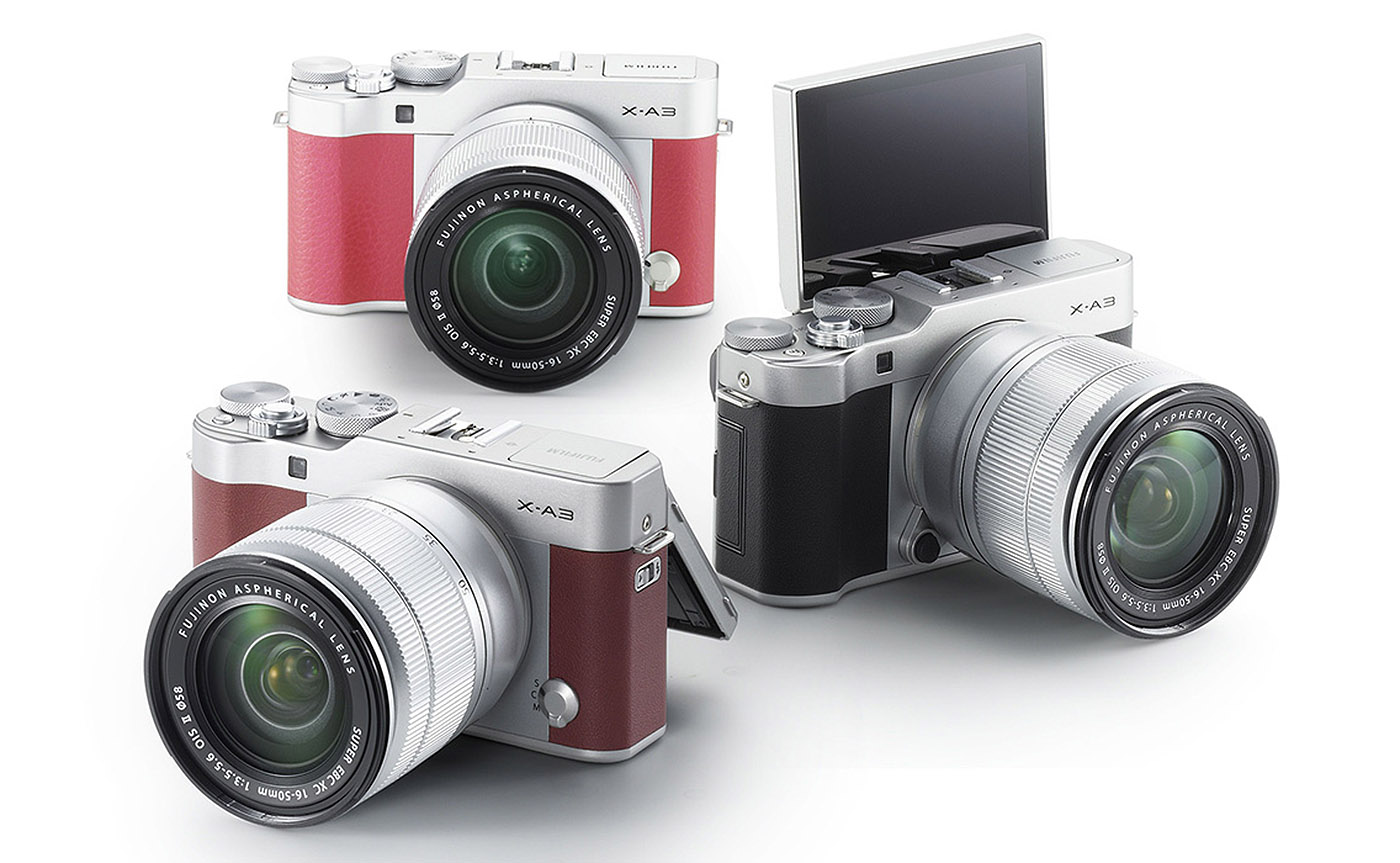 Fujifilm's entry-level mirrorless will up your selfie game