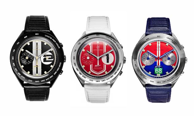 「フォード GT」仕様の腕時計が発売! 実車のオーナーだけが注文できる特別なモデルも