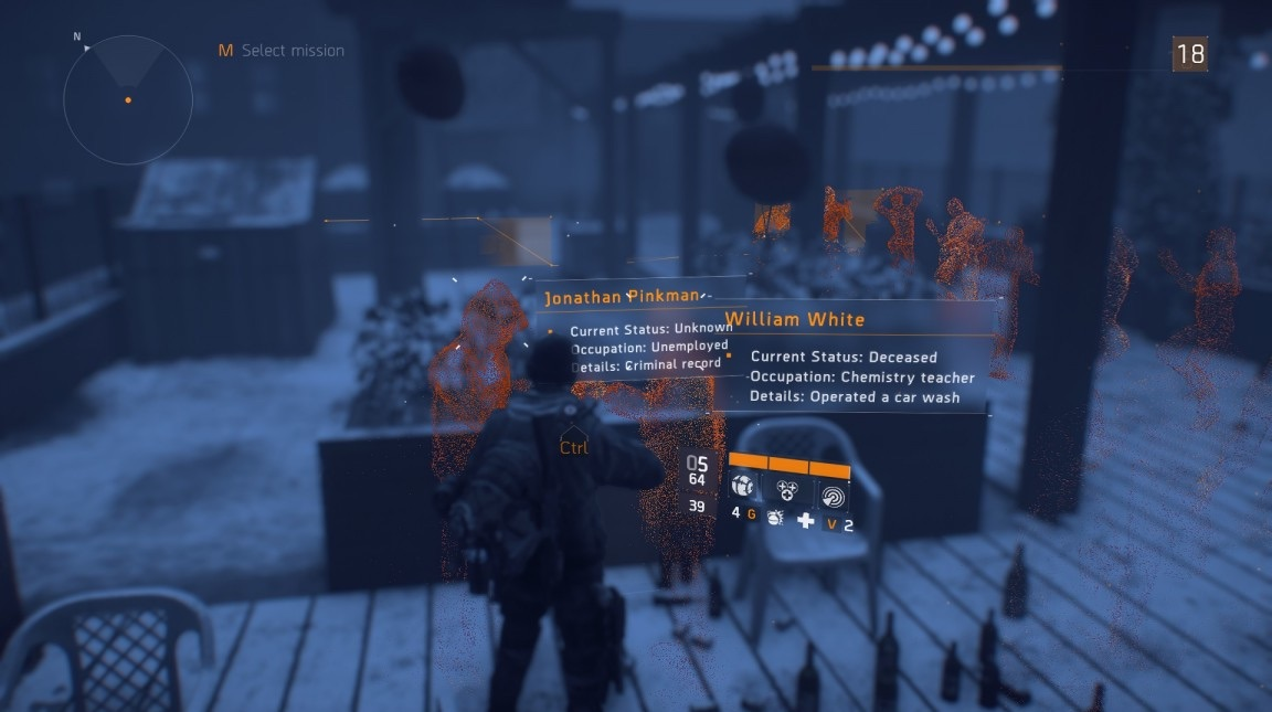 Hay un huevo de pascua de 'Breaking Bad' en 'The Division'