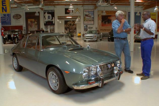 【ビデオ】ランチア好きのレノが絶賛! 67年製「ランチア・フルビア1.3ザガート」