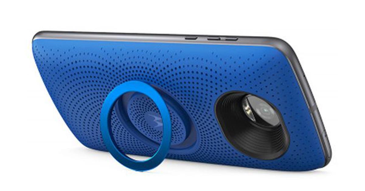 Moto Stereo Speaker: Bei Audio-Mods setzt Motorola jetzt auf Eigenmarke