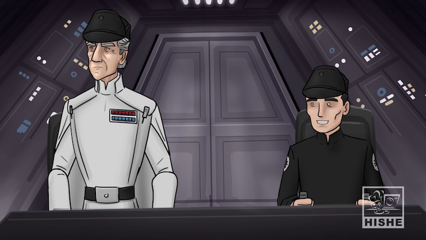 "Wie ""Rogue One: A Star Wars Story"" auch hätte aufhören können"
