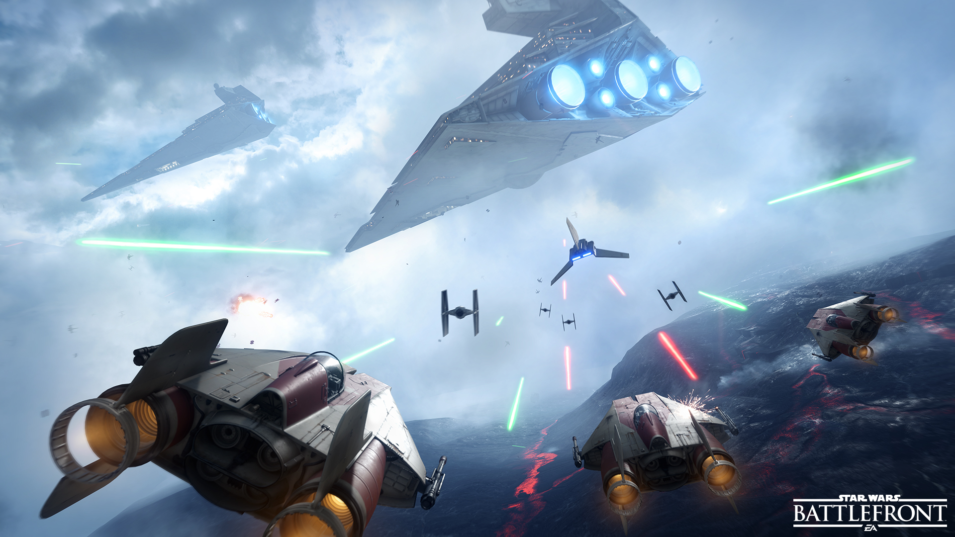 'Star Wars: Battlefront' llegará a PlayStation VR