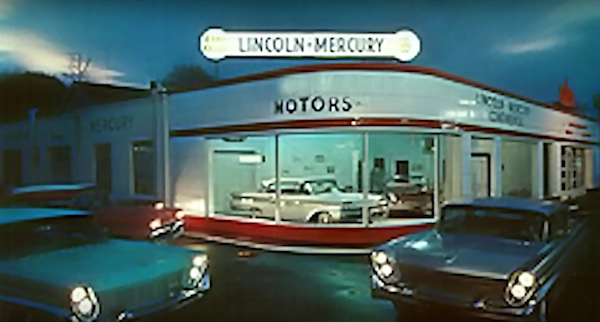 jfk conspiracy theories, jfk assassination, lincoln mercury motors