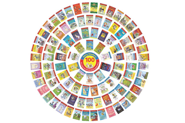 WIN 100 children's books!