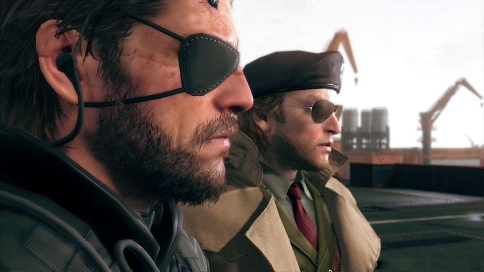 'Metal Gear Solid V' was supposed to have a third chapter