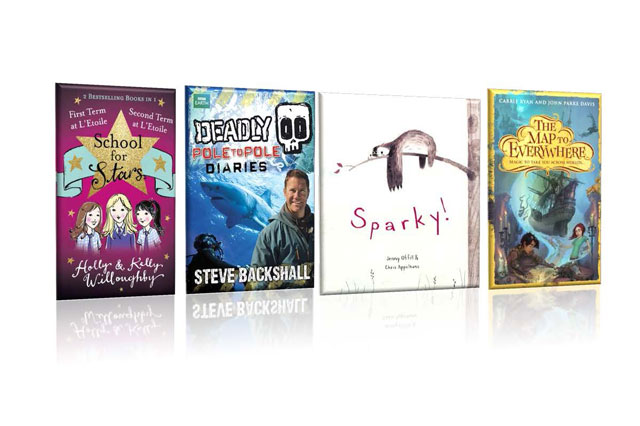 WIN a bumper kids' book bundle!