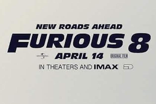 ヴィン・ディーゼルが、映画『ワイルド・スピード』第8作目の最初のポスターを公開