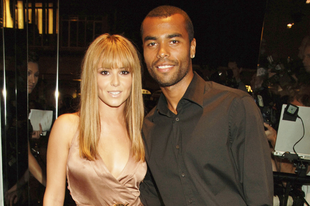 Ashley Cole, Cheryl Cole