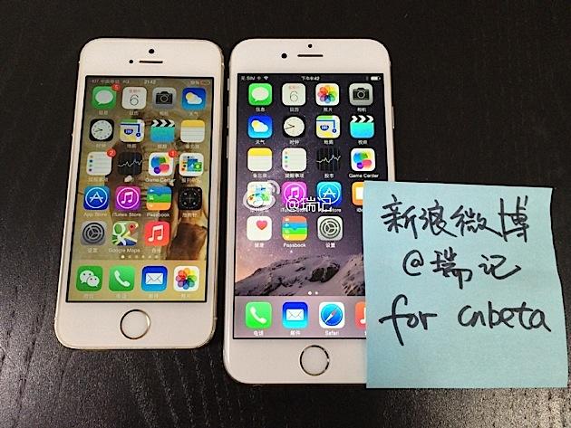 慎入!iPhone 6 真机运行短片流出