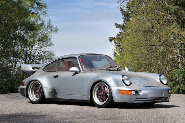 Porsche 911 Carrera RSR 3.8 Fetches $2.25 Million