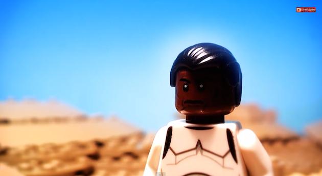 El tráiler que (realmente) esperabas: Star Wars VII en versión LEGO (video)