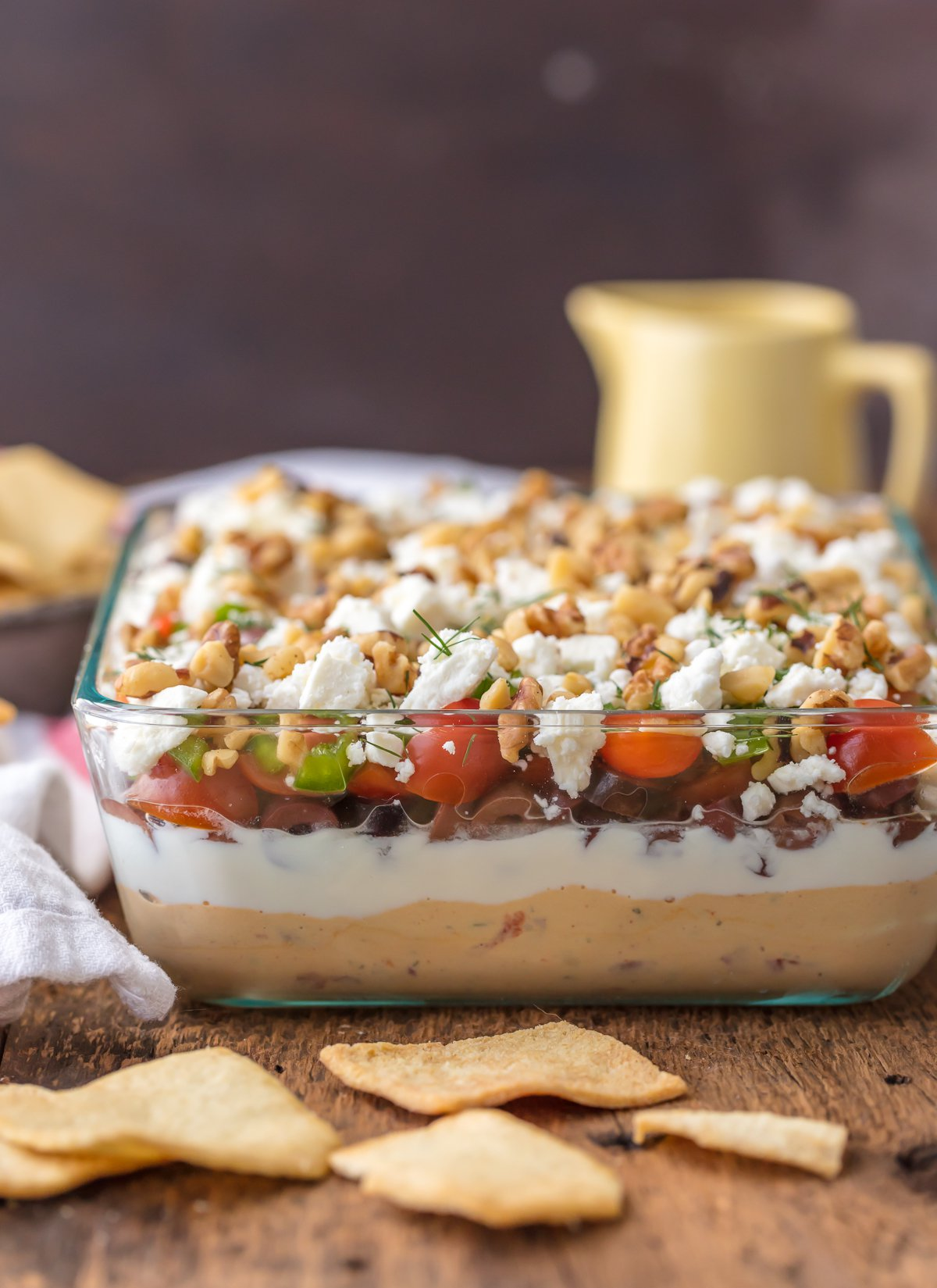This 7 layer dip is a must-have appetizer - AOL Food