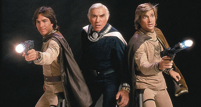 BSG, battlestar galactica, battlestar galactica movie, battlestar galactica movie 1978