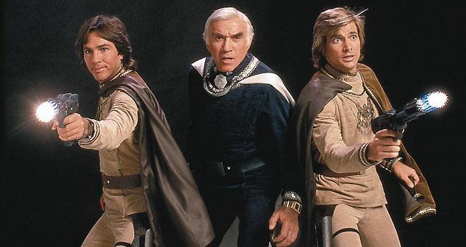 BSG, battlestar galactica, battlestar galactica movie, battlestar galactica movie 1978