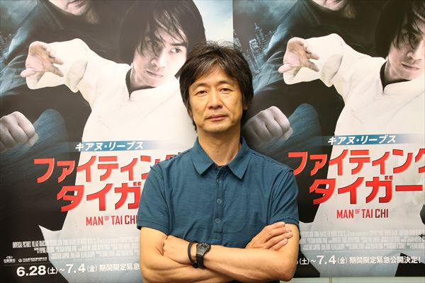 日本を代表する美術監督、種田陽平がキアヌ・リーヴスとの仕事を語る